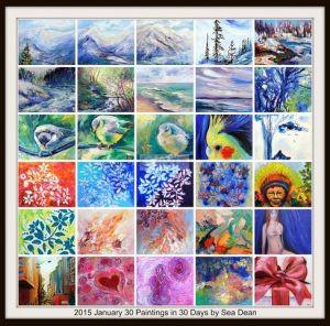 Collage quadri