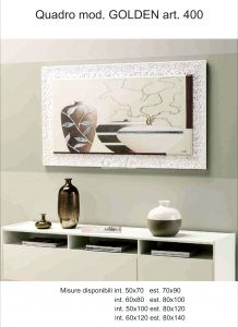 quadro moderno vasi swaroski