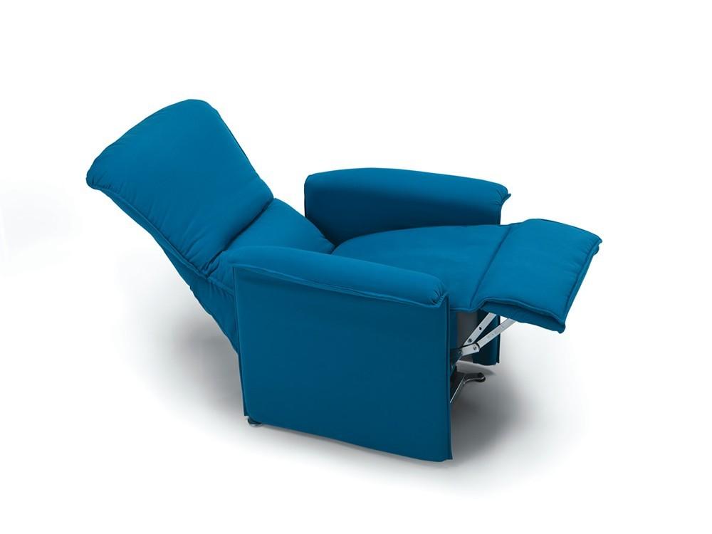 Poltrona relax cube gina tendaggi - Ikea poltrone relax ...