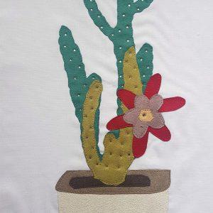 Particolare della tenda Cactus