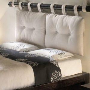 cuscinoni per testata letto