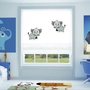 Foto telo per tenda a pacchetto art. Dumbo
