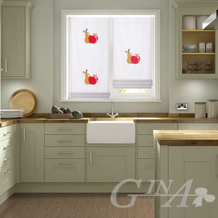 Tendine a vetro per cucine