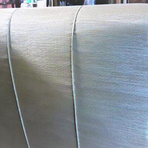 Testa letto tessuto cinigliato