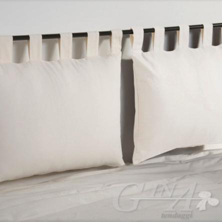 Cuscini semplici imbottiti per Testata letto