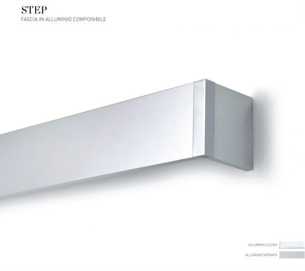 FASCIA COPRISISTEMA STEP COMPONIBILE