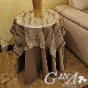 tavolino abbigliè completo